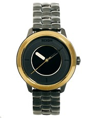 Nixon Black Hudson Street Bracelet Watch