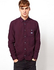 Diesel Gingham Shirt
