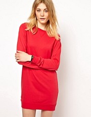 Vila Longline Sweat Dress