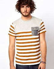 SpyDenim Striped T-Shirt