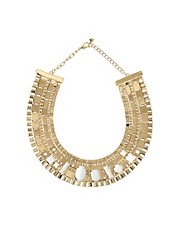 ASOS Stone Pharaoh Necklace