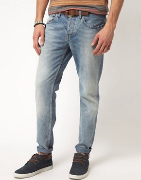 Image 1 ofRiver Island Norman Jeans