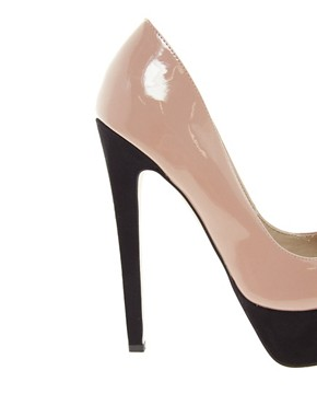 Image 2 ofCarvela Jelly Contrast Platform Shoes