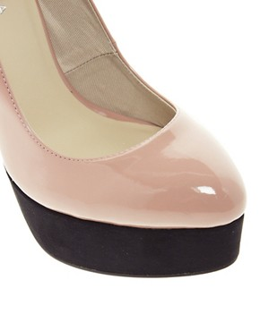 Image 3 ofCarvela Jelly Contrast Platform Shoes