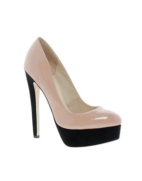 Image 1 ofCarvela Jelly Contrast Platform Shoes