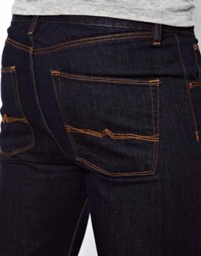ASOS Flare Jeans In Indigo
