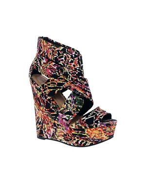 Image 1 of ASOS HANDLE Wedges