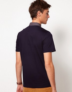 Image 2 ofTed Baker Polo Shirt