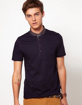 Image 1 ofTed Baker Polo Shirt