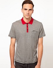 Iro Polo Shirt With Contrast Collar