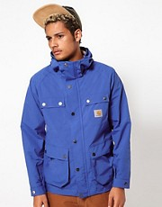 Carhartt Jacket Carter Hooded Coated Nylon