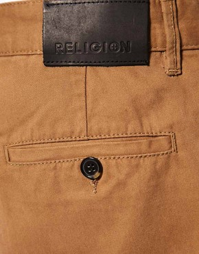 Image 3 ofReligion Dagger Chinos