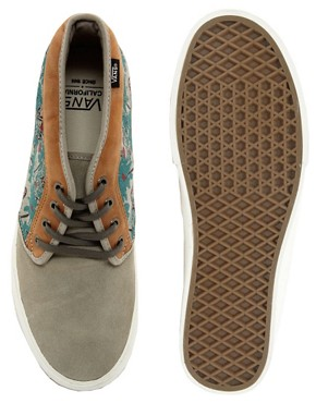 Image 3 ofVans California Hula Chukka Boots