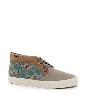 Image 1 ofVans California Hula Chukka Boots