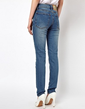 Image 2 ofCheap Monday Tight Light Wash Skinny Jeans