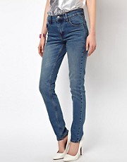 Cheap Monday Tight Light Wash Skinny Jeans