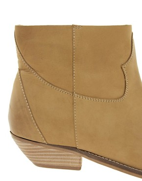 Image 2 ofASOS ACCOMPLICE Leather Ankle Boots