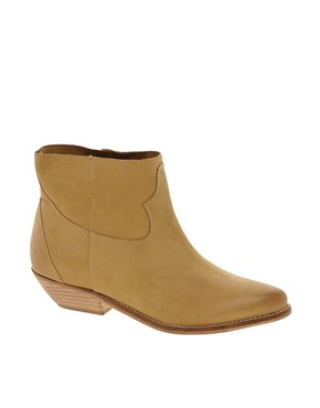 Image 1 ofASOS ACCOMPLICE Leather Ankle Boots