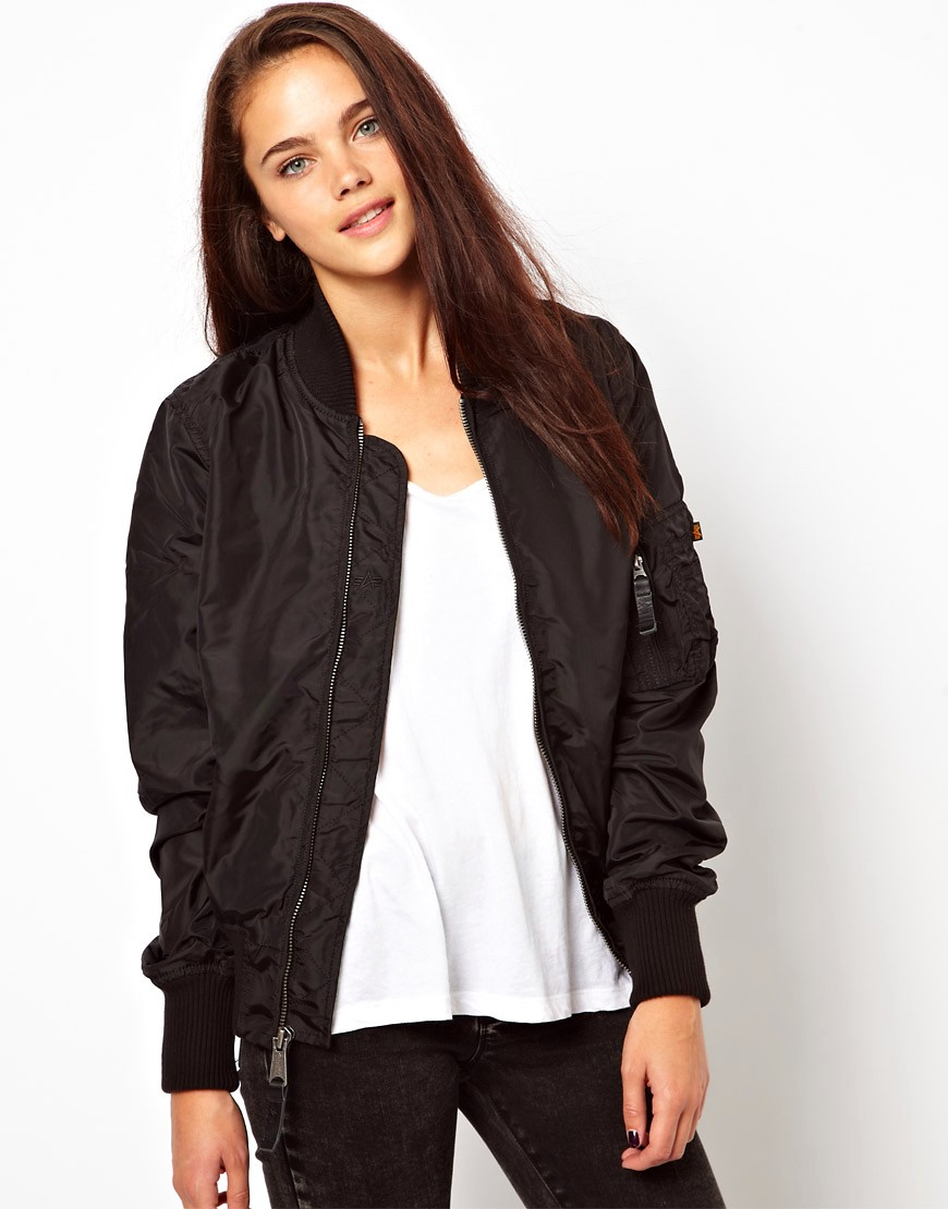 alpha industries alpha industries ma1 bomberjacke. Black Bedroom Furniture Sets. Home Design Ideas
