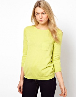 Image 1 ofASOS Pocket Jumper
