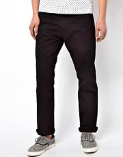 Black Chocoolate  Chinohose