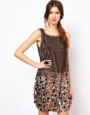 French Connection The Sparkle Hour Dress
