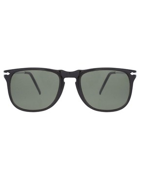 Image 2 ofReclaimed Vintage Wayfarer Keyhole Sunglasses