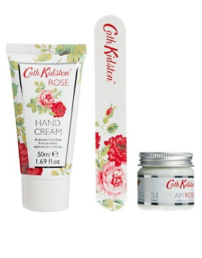 Image 1 ofCath Kidston Hand Care Kit