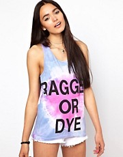 The Ragged Priest Ragged or Dye Oversized Vest