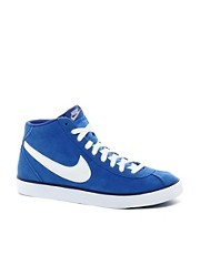 Nike Bruin Mid Trainers