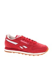 Reebok Classic Vintage Red Trainers