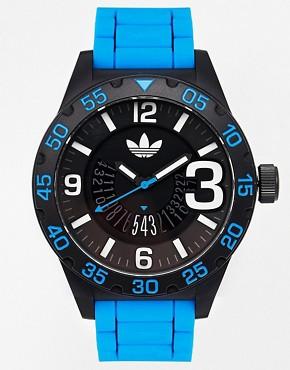 Adidas Newburgh 3D Blue Watch ADH2966