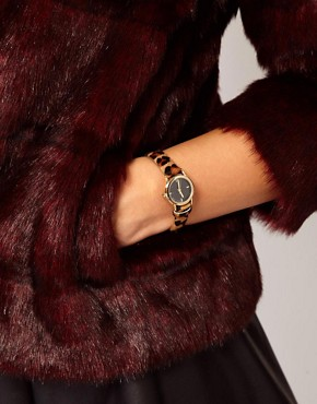Image 2 ofRiver Island Leopard Helen Watch