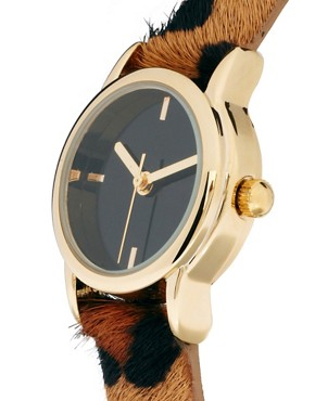 Image 3 ofRiver Island Leopard Helen Watch