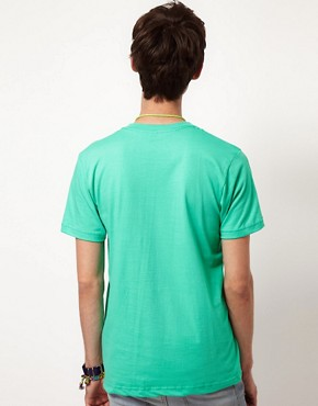 Image 2 ofAmerican Apparel Fine Jersey T-Shirt