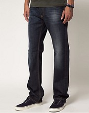 Diesel - Larkee 74W - Jeans dritti