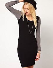 LnA Body-Conscious Dress