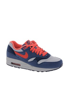 Image 1 ofNike Air Max 1 ND Blue Trainers