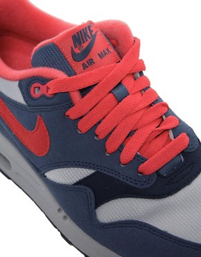 Image 2 ofNike Air Max 1 ND Blue Trainers