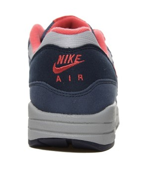 Image 4 ofNike Air Max 1 ND Blue Trainers