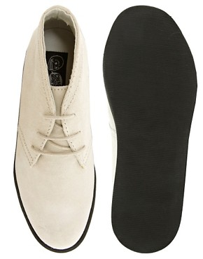 Image 3 ofCheap Monday Alladin Chukka Boots