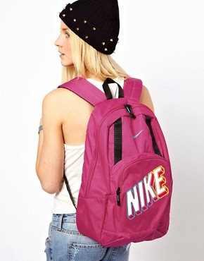 Image 3 ofNike Classic Sand Backpack