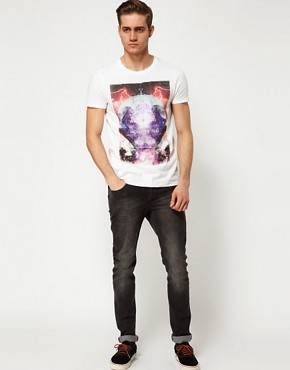 Image 4 ofASOS T-Shirt With Photographic Print