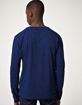 Image 2 ofSelected Long Sleeve Climp Top