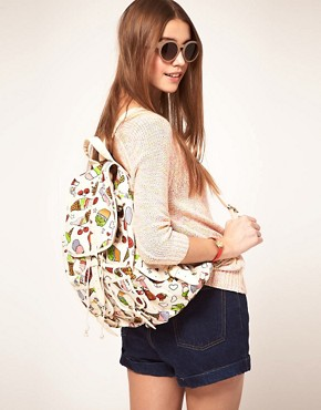 Image 3 ofASOS Ice Cream Backpack