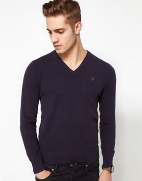 Image 1 ofDiesel Jumper With V Neck