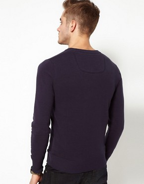 Image 2 ofDiesel Jumper With V Neck