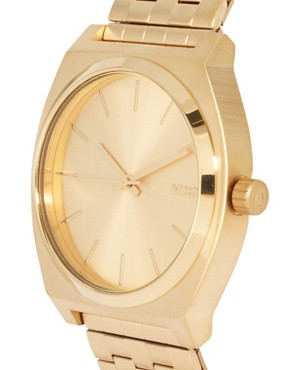 Image 4 of Nixon Gold Stainless Steel Watch