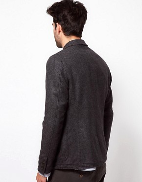 Image 2 ofDrykorn Blazer in Tweed