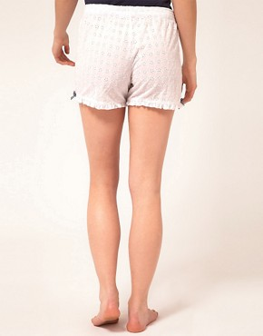 Image 2 ofEsprit White Capsule Shorts